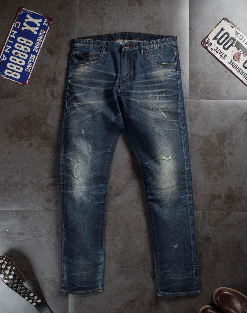 Bạn quá quen thuộc với những mẫu quần jean rách đầy cá tính?