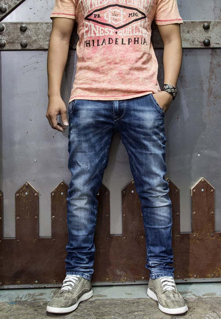 Những chiếc quần jean rách đáng mua nhất cho các chàng